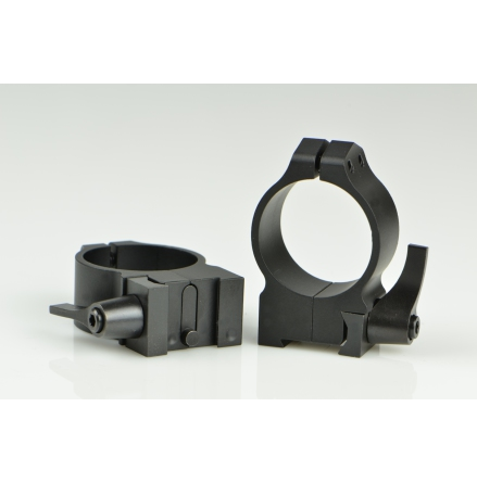 Warne 14TLM 30mm Tikka QD Medium Rings
