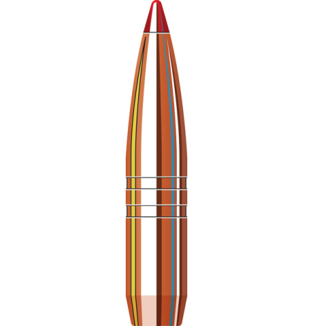 Hornady GMX 6,5mm/ .264 120gr 50st