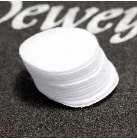 Dewey .22 patches