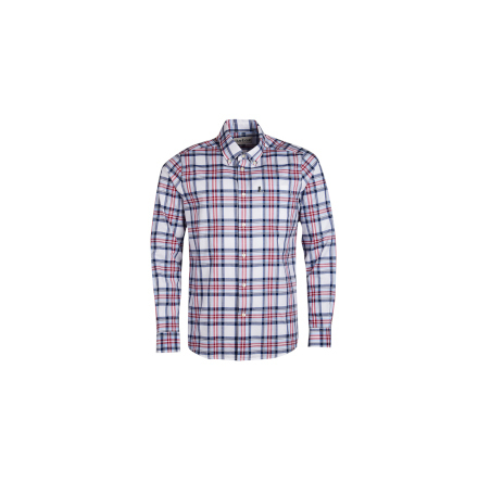 Barbour Highland 6 Shirt Tailored Fit Skye