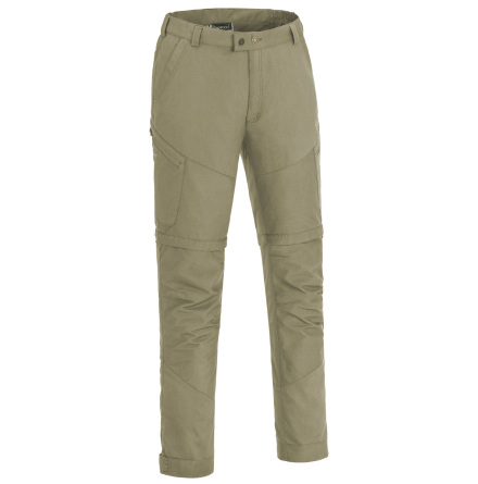 Pinewood Tiveden Zip-Off Trousers Light Khaki