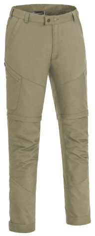 Pinewood Tiveden Zip-Off Trousers Light Khaki