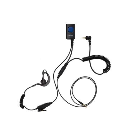 Lafayette Miniheadset/ mobil-radio-inre/M5