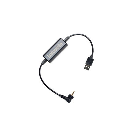 Lafayette Laddadapter USB M5