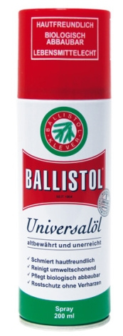 Ballistol Spray Universalolja 200ml