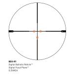 Sig Sauer Sierra 3BDX 3,5-10X42 ink. Kilo 1400BDX