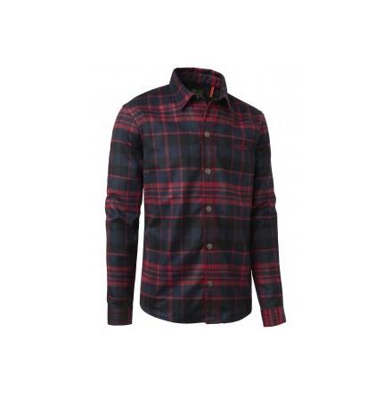 Chevalier Lenton Woolmix Shirt LS