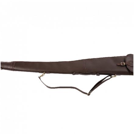 Nordhunt Leather Shotgun Bag