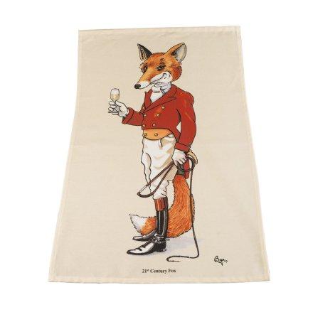 Agripix Kökshandduk Mr Fox