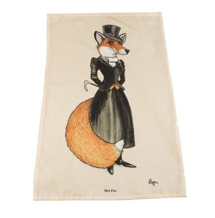 Agripix Kökshandduk Mrs Fox