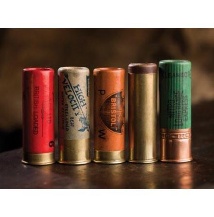 Agripix Old Shotgun Cartridges Card