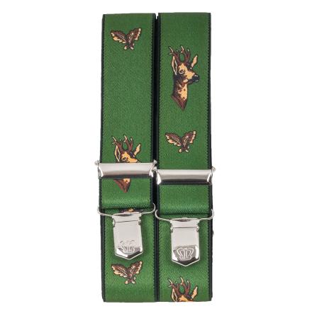Fritzmann Gröna Med Rådjur