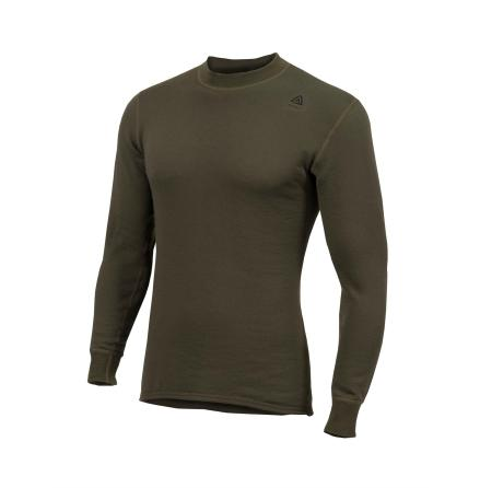 Aclima HotWool 230 gr. Crew Neck, Unisex Olive