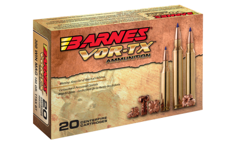 Barnes 7x64 140gr TTSX