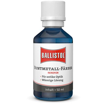 Ballistol Buntmetall-färber Nerofor