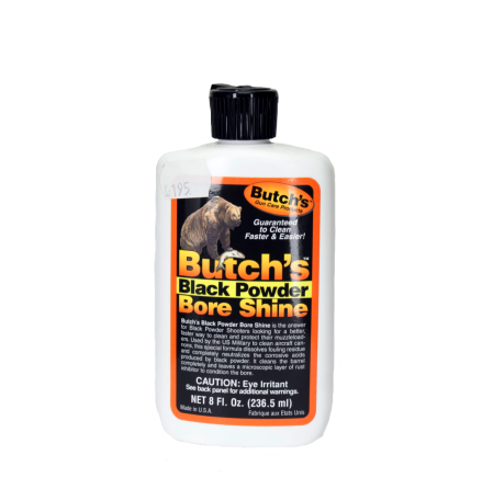 Butch's Black Powder Bore Shine
