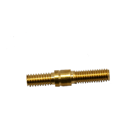 Dewey Adaptor Brass 8/32 x 8/36 Male