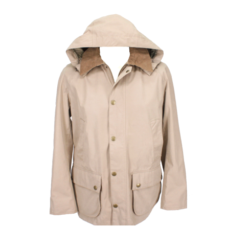 Barbour Ashby Midas Hooded Jacket