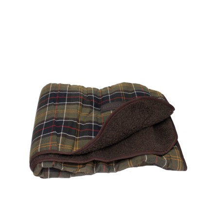 Barbour Dog Blanket Classic Tartan
