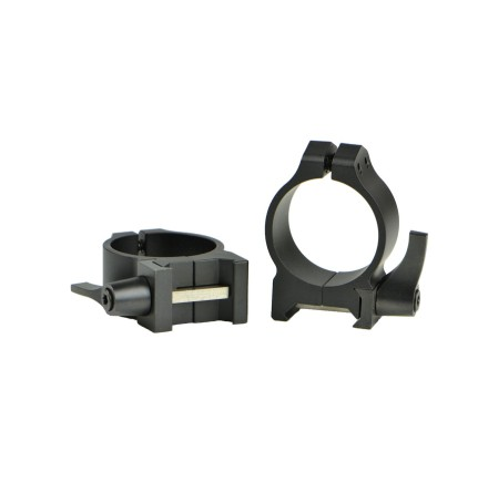Warne 213LM 30mm QD Low rings