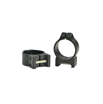 Warne 213M 30mm Fixed Low Matte Rings