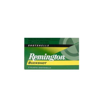 Remington Buckshot 12 Pellets