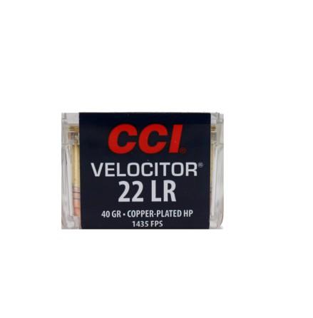 CCI Velocitor 22 LR