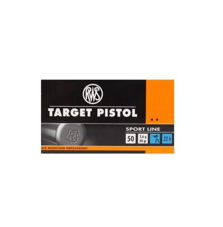 RWS 22lr Target Pistol