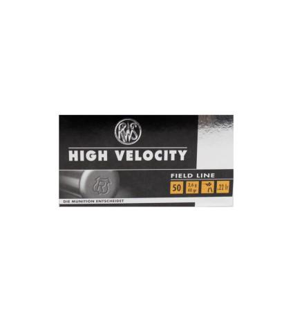 RWS 22lr High Velocity