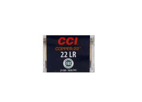 CCI Copper-22, 22LR