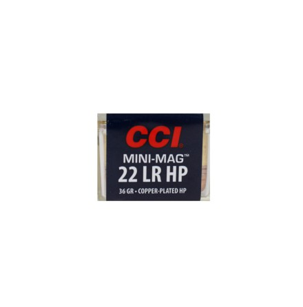 CCI 22lr Mini-Mag HP 36gr