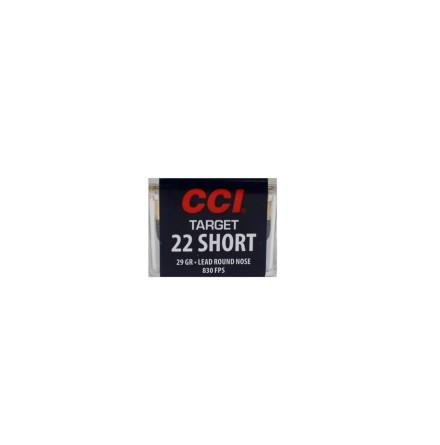 CCI 22 Short Target Ammo