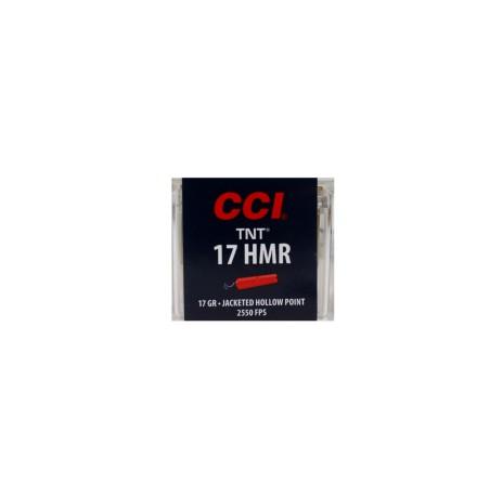 CCI 17 TNT HMR HP 17gr