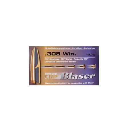 Blaser .308Win CDP 10,7g/ 165gr