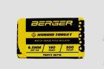 Berger 6,5mm 140gr Hybrid Target 500st