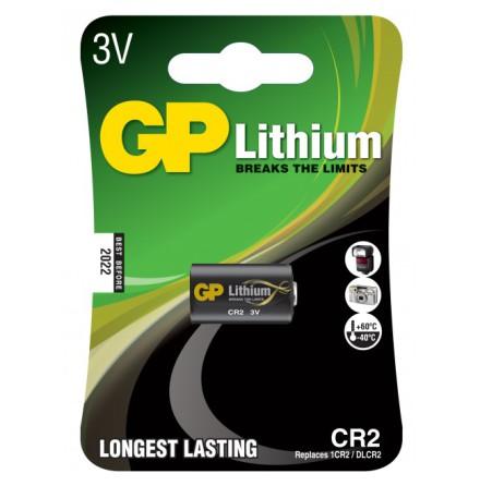 GP LITHIUM 3 V CR 2