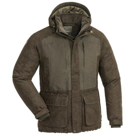Pinewood Abisko Jacket 2.0 Suede Brown