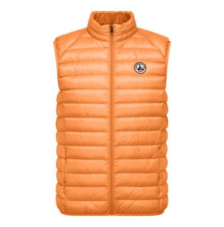 JOTT Tom Basic Down Vest Orange