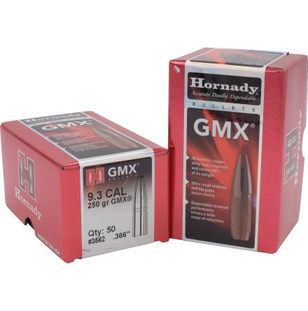 Hornady GMX 9,3/.366 250gr 50st