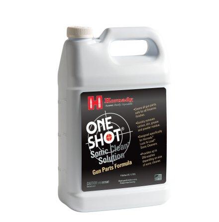 Hornady One Shot Sonic Clean Gun Solution 946ml