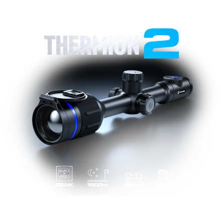 Pulsar Thermion 2 XQ38 värmesikte