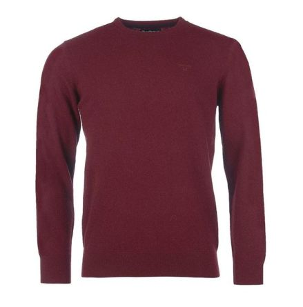 Barbour Essential Lambswool Crew Neck S