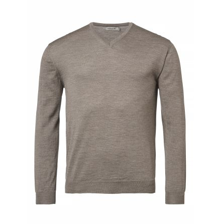 Chevalier Pullover Men Taupe