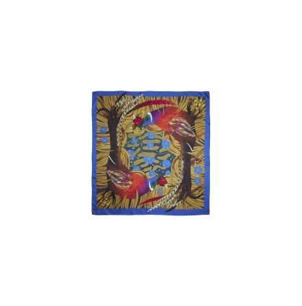Chevalier Pheasant Hanky Magical Pheasant, One size