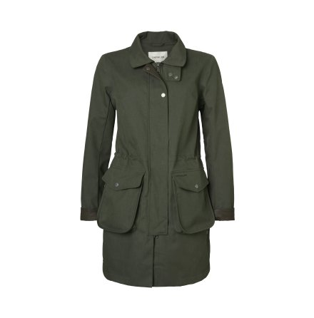 Chevalier Mey Jacket Women Dark Green
