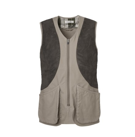 Chevalier Meadow Shooting Vest Women Taupe