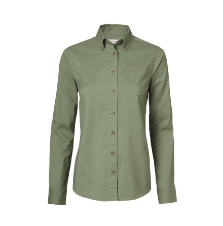 Chevalier Juniper Shirt Women Willow Green