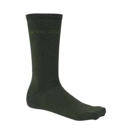 Chevalier Liner Sock Dk Green