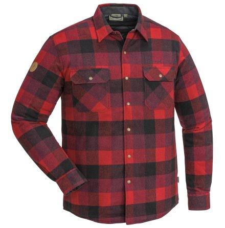 Pinewood Canada Classic Shirt Red/Black