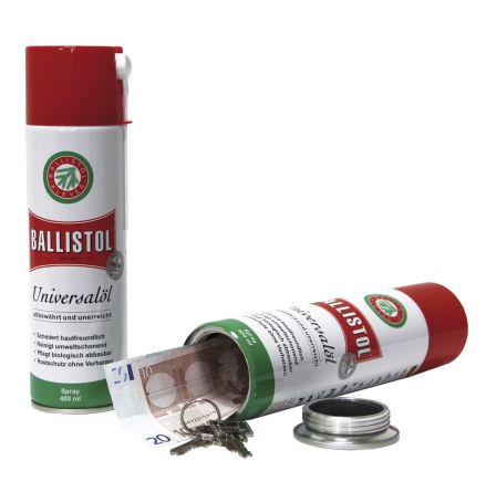 Ballistol Can Safe